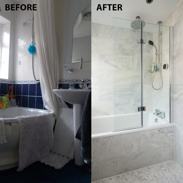 Any Ideas For Renovating A Bathroom Infographic Included